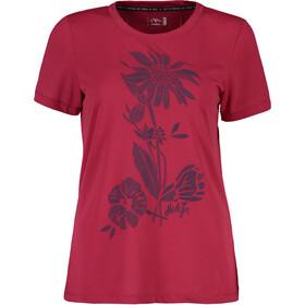 Maloja VulperaM. t-shirt Dames, alprose